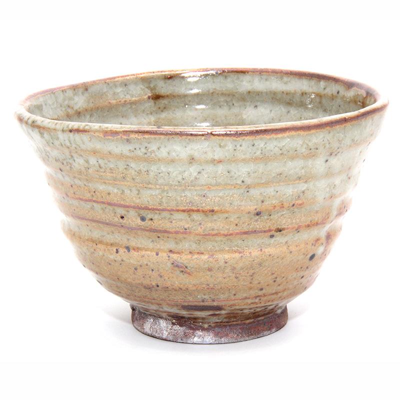 Golden Shino Bowl
