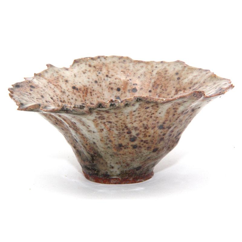 Shino offering bowl