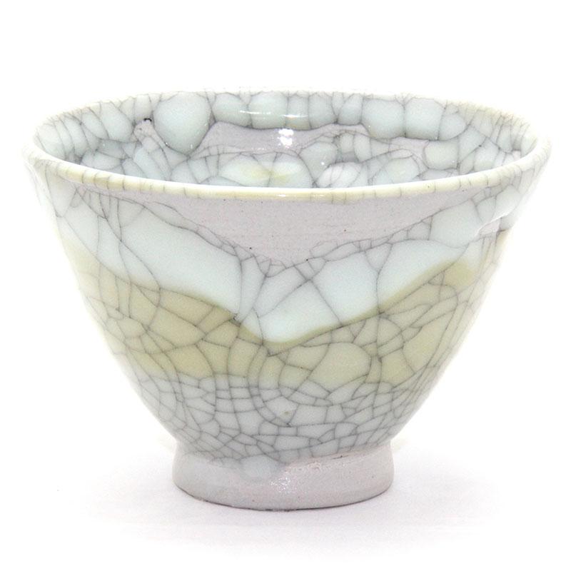 Crackle bowl
